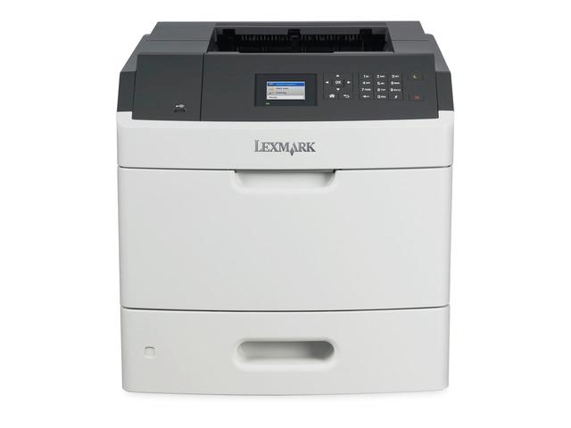 מדפסת לייזר LEXMARK MS811N/DN