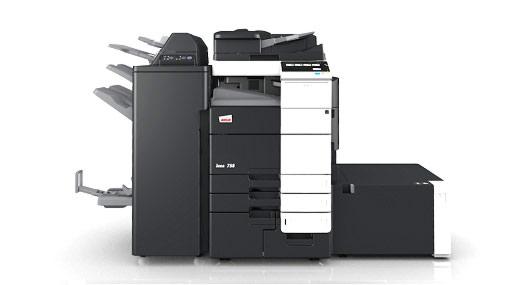 מכונות צילום שחור לבן DEVELOP Ineo 758