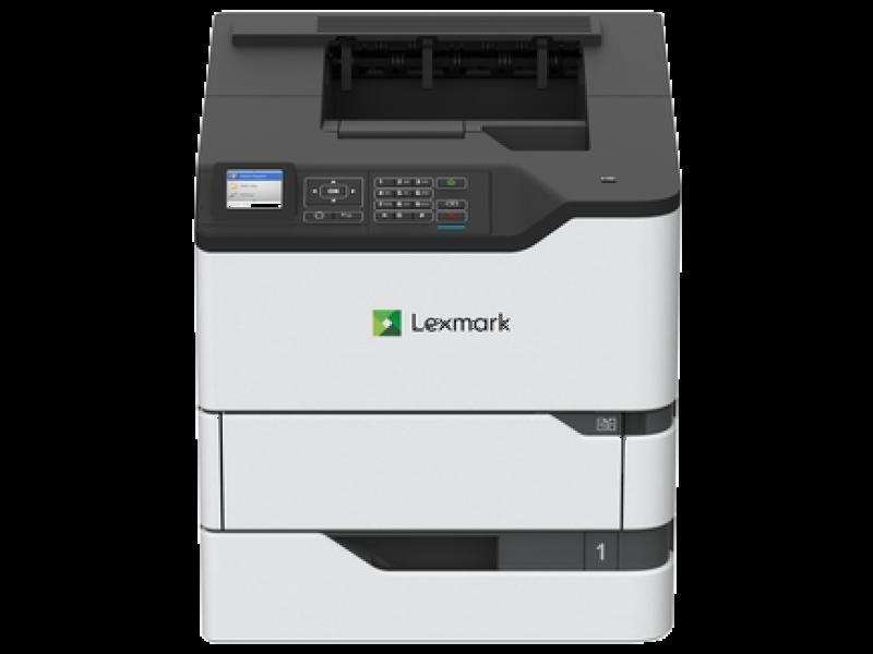 מדפסת לייזר LEXMARK MS823N/DN