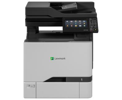 מדפסת משולבת דגם LEXMARK CX725DE (צבע)